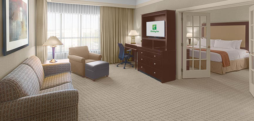 Holiday Inn Baton Rouge College Drive I-10, Louisiana Executive Suite