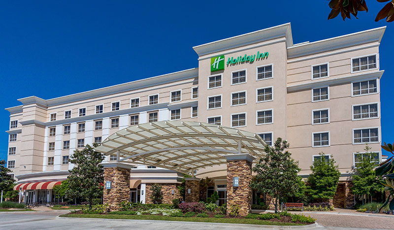 Baton Rouge La Hotels With Breakfast Buffet Holiday Inn